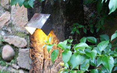 Baliza de exterior (Casera)